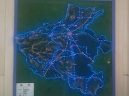 河南高铁地形图万博matext官网登录