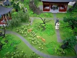 园林景观万博manbetx官方app复原万博matext官网登录