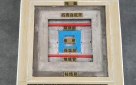 地暖施工结构层剖面英雄联盟竞彩软件亚博